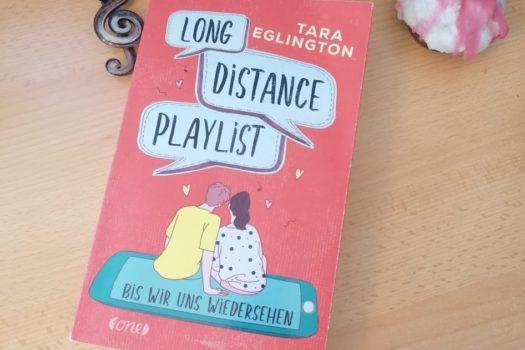 Tara Eglington – Long Distance Playlist