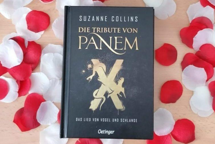 Suzanne Collins – Die Tribute von Panem X: Das Lied von Vogel und Schlange